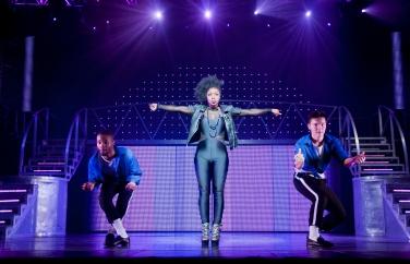 ThrillerLive 2013 Tour Cleo Higgins Photo Irina Chira - 3